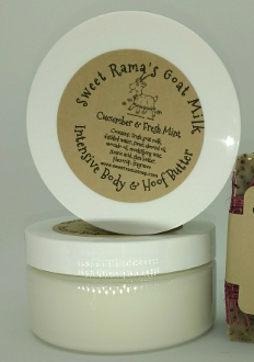 Body & Hoof Butter UNSCENTED